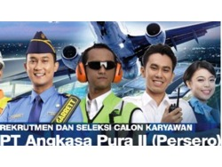 Staff Administrasi PT Angkasa Pura II (Persero) Jayapura