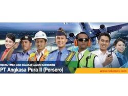 Staff Administrasi PT Angkasa Pura II (Persero) Manado