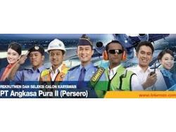 Staff Admin Umum PT Angkasa Pura II (Persero)